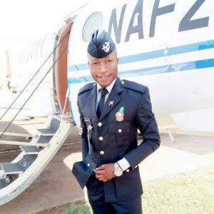 Plane crash in Nigeria