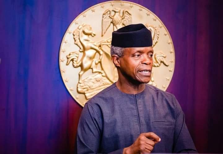 Prof Yemi Osinbajo of Nigeria