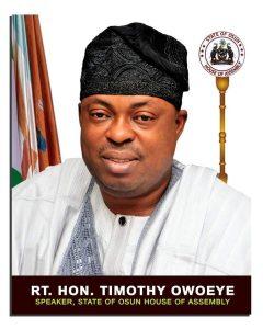 Hon Timothy Owoeye