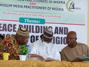 Dignataries at the Workshop in Abuja