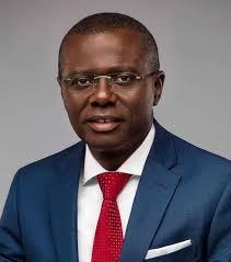 Governor Babajide Sanwolu of Lagos