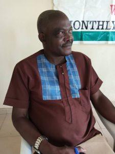 Macjey Coach Yinka Ogunkeye