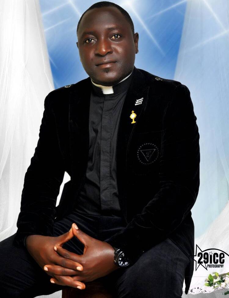 Fr Alphonsus Bello