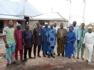 Security Meeting with Hausa-Fulani