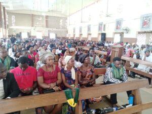Catholic youths of Osogbo Diocese