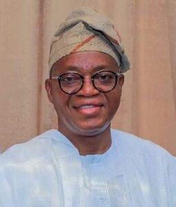 Governor Gboyega Oyetola